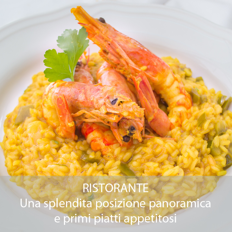 Ristorante Hotel Metropol Pesaro 3 stelle